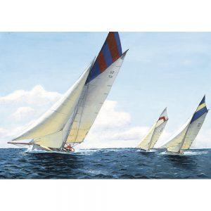 SG176 boats sailing sailboat sea ocean