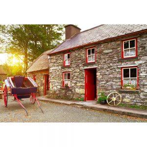 SG2006 ireland traditional irish cottage house architecture
