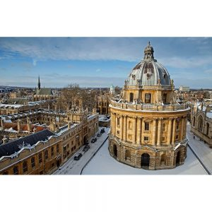 SG2017 radcliffe camera building lincoln college exeter