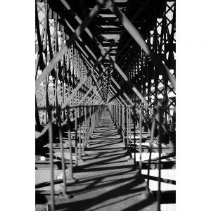 SG2084 metal bridge gantry mono