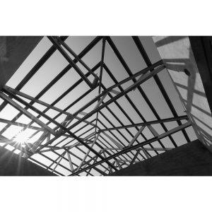 SG2110 skylight framework sun mono