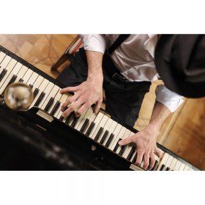 SG2114 piano man playing