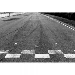 SG2206 painted start finish line track