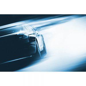 SG2219 speeding car background