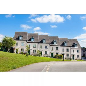 SG2446 english terraced house