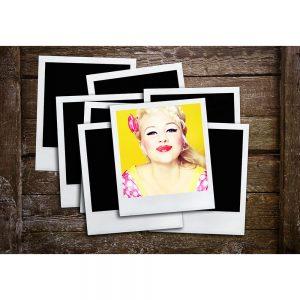 SG2480 retro photo frames polaroid