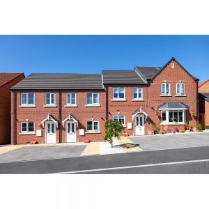 SG2483 row terraced houses