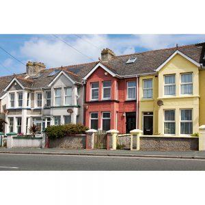 SG2484 row terraced houses