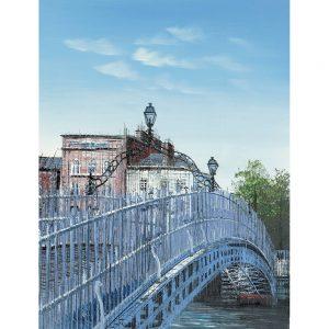 SG290 dublin penny bridge city ireland