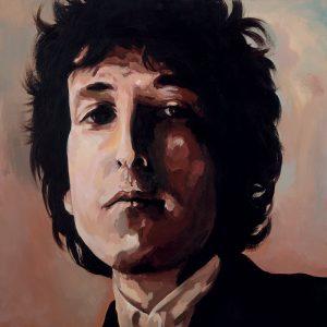 SG573 bob dylan music musican male man figure portrait