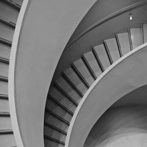 TM1278 architecture modern stairs mono