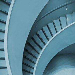 TM1280 architecture modern stairs