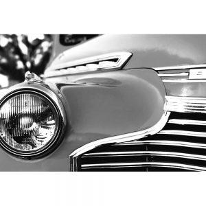 TM1319 automotive american cars chevvy mono