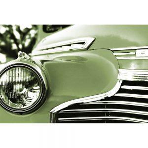 TM1321 automotive american cars chevvy green