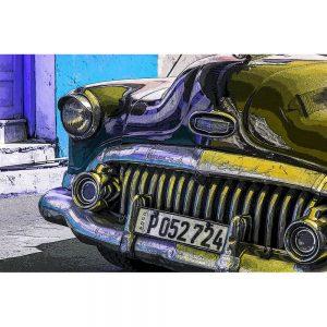 TM1352 automotive cuban cars