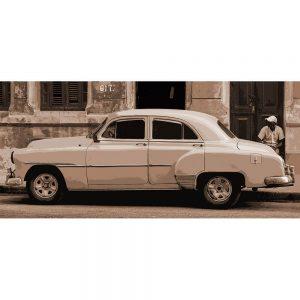 TM1368 automotive cuban cars sepia