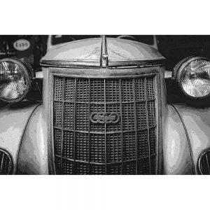 TM1411 automotive classic cars auto union mono