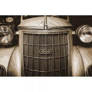 TM1413 automotive classic cars auto union sepia