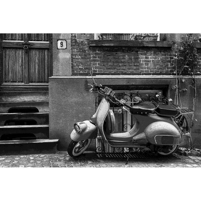 TM1473 automotive scooters street mono