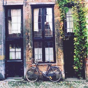 TM1568 bicycles retro house