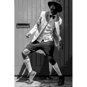 TM1708 street dance mono
