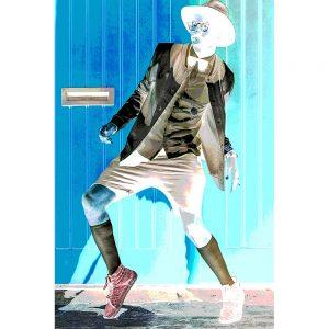 TM1710 street dance blue invert