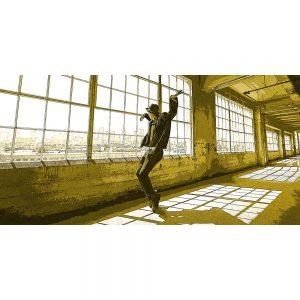 TM1721 dance factory ochre