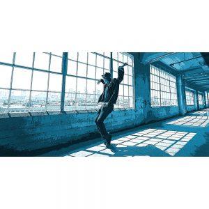 TM1722 dance factory blue