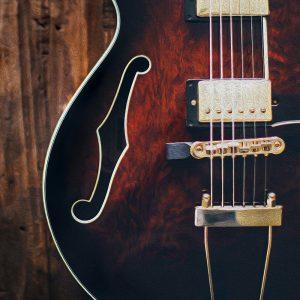 TM1901 lead guitar red