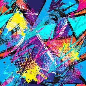 TM2027 grafitti grunge art