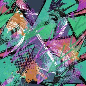TM2030 grafitti grunge art