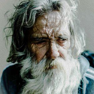 TM2101 old man beard