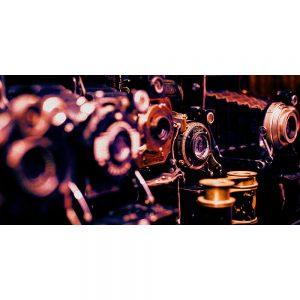TM2201 retro cameras vivid colours
