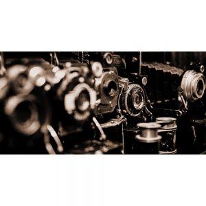 TM2204 retro cameras sepia