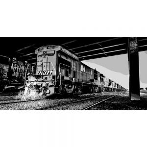 TM2303 loco retro mono