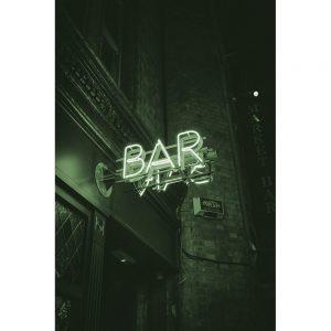 TM2432 bar neon sign green