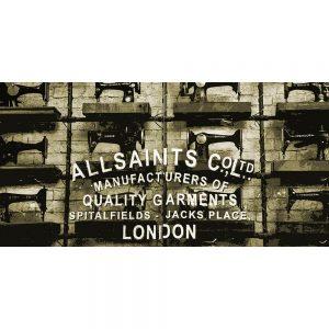 TM2554 all saints spitalfields london sepia