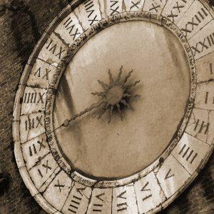 TM2725 venice classic clock