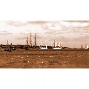 TM2769 liverpool tall ships race sepia