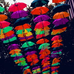 TM2780 liverpool street umbrellas