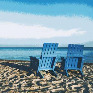 TM2805 chairs beach blue