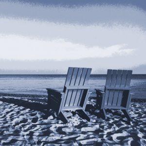 TM2808 chairs beach light blue