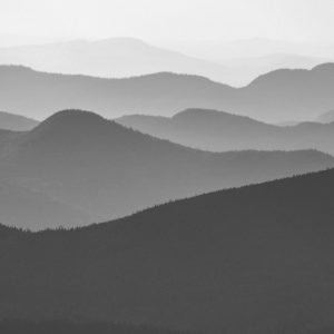 TM2826 hills distance landscape mono