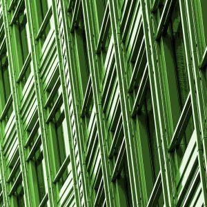 TM2907 building windows green