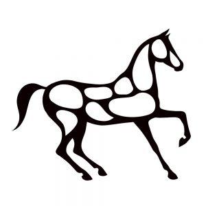 SG2706 horse graphic