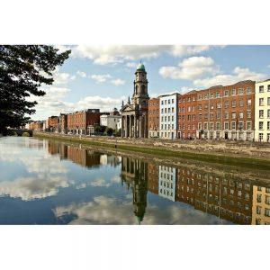 SG3169 river liffey dublin city ireland
