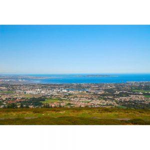 SG3191 dublin aerial view ireland