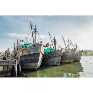 SG3193 fishing boats dublin ireland